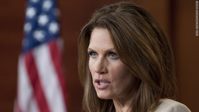 How can Michele Bachmann reestablish herself as a serious contender at tonight's debate?
