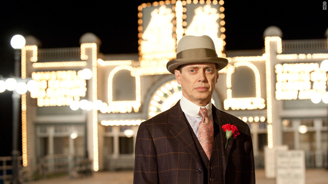 'Boardwalk Empire' wins 7 at Creative Arts Emmys