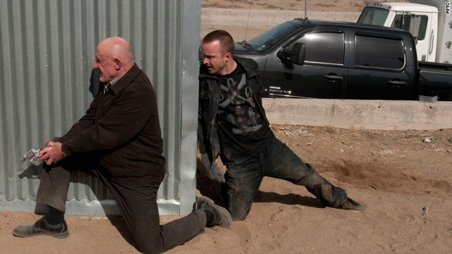 &#039;Breaking Bad&#039;: Jesse bugs out