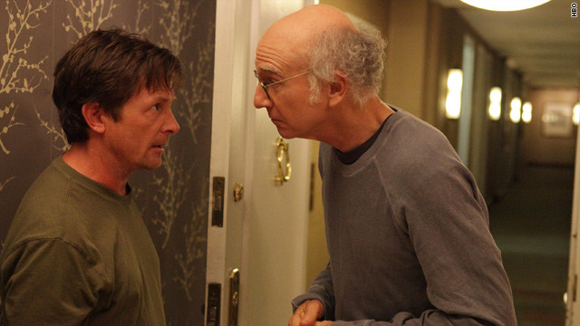 'Curb' pits Larry David against... Michael J. Fox?