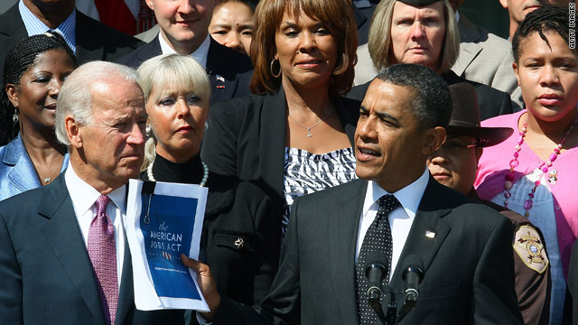 Obama renews push for 'common-sense' job creation plan