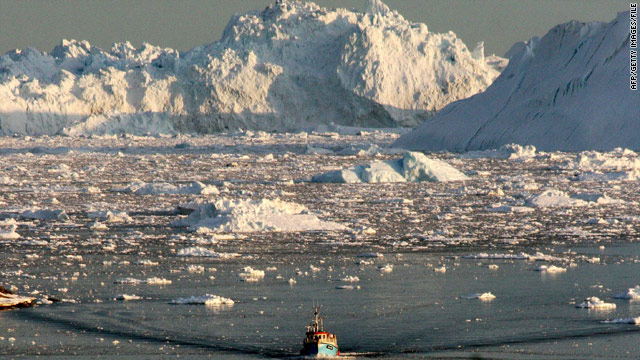 Arctic ice levels hit historic low, researchers say