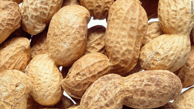 Breakfast buffet: National peanut day
