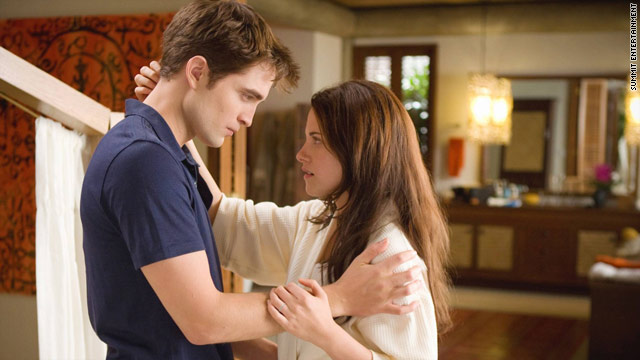 &#039;Breaking Dawn&#039; tickets go on sale October 1