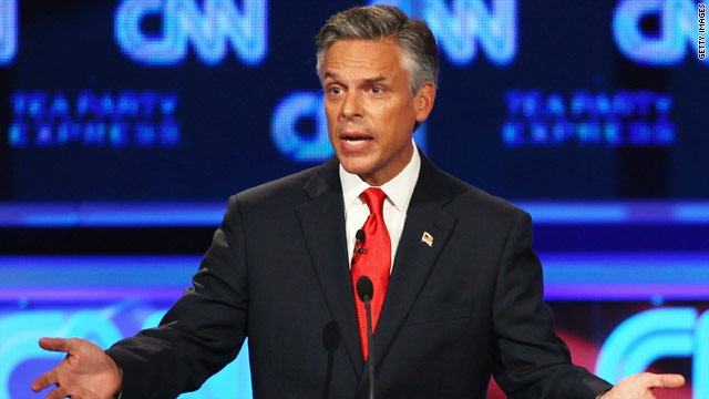 BLITZERS BLOG: Huntsman proposes gutsy changes to Social Security