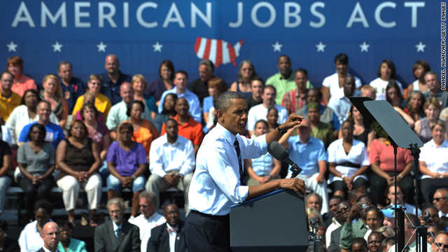Should tax increases be used to pay for President Obama's jobs program?