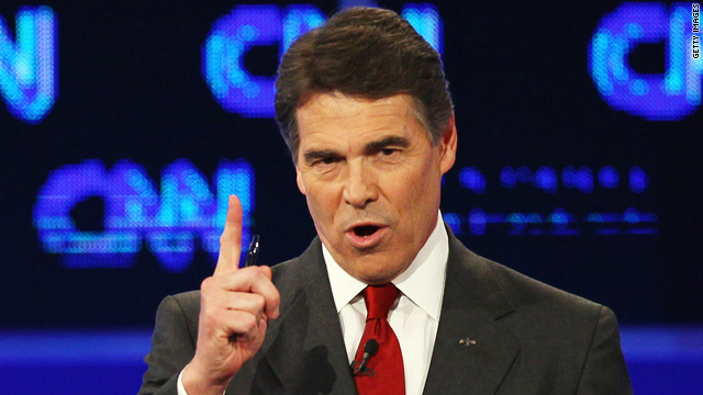 Is Rick Perry right to call Social Security a Ponzi scheme?