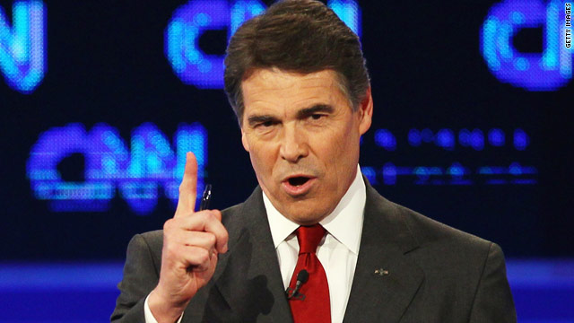Rick Perry still conflicted on Social Security
