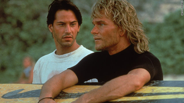 'Point Break' gets an extreme sports remake