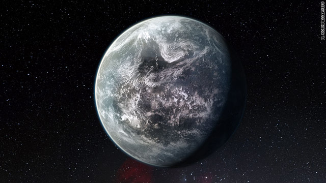 16 'super-Earths' found outside solar system