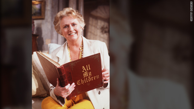 'AMC's' Mary Fickett dies at 83