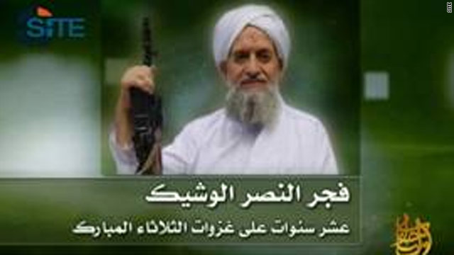 New al Qaeda message reinforces focus on Arab Spring