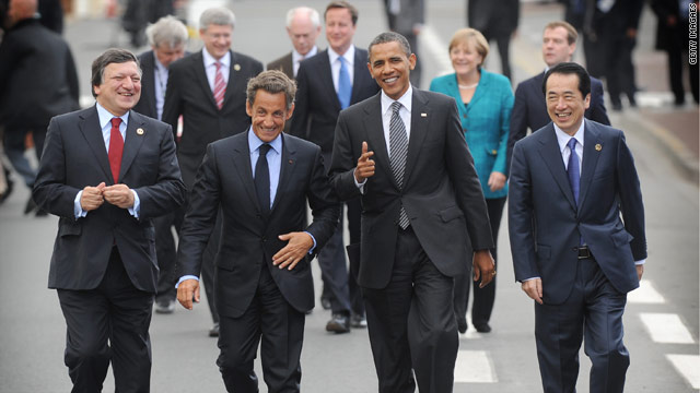 Obama remains popular in EU, despite domestic woes