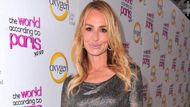 Taylor Armstrong speaks about abuse on 'Entertainment Tonight'