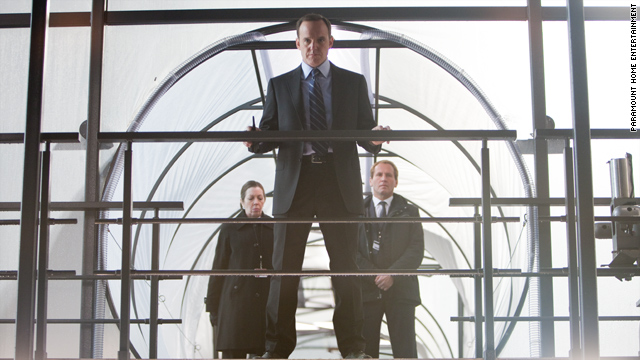 Clark Gregg: The thread that connects 'The Avengers'