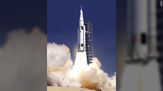 NASA plans most powerful rocket ever