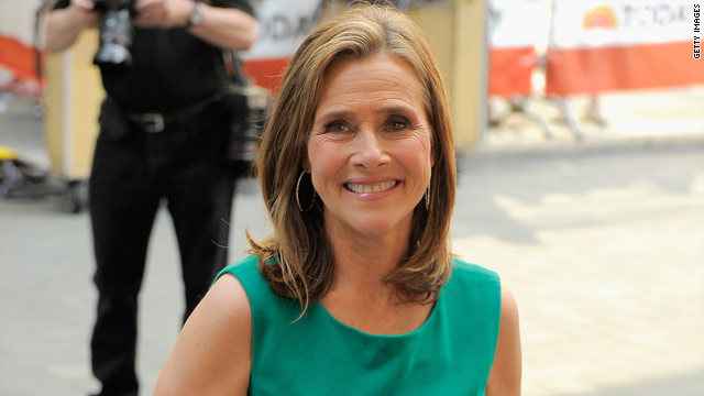 Meredith Vieira scores new position at NBC