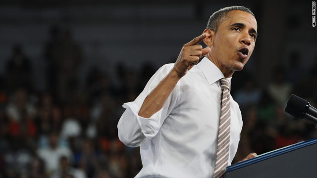 Obama to GOP: You're either with me, or you're against me.