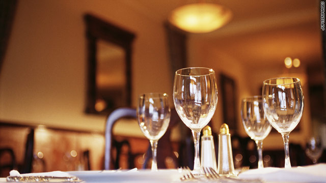5@5 - Signs you're in a good restaurant