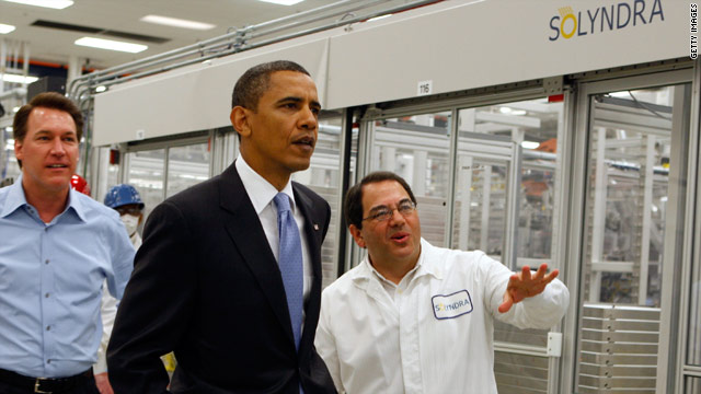 Obama: No regrets over Solyndra