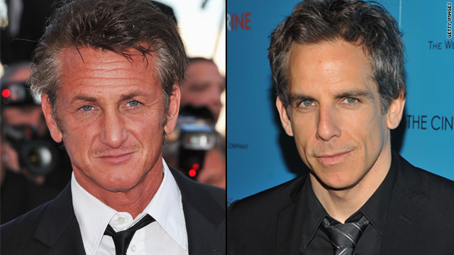 Sean Penn, Ben Stiller are helping Haiti rebuild