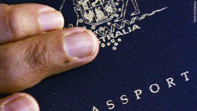 Australian passports now offer gender option 'X' for intersex people