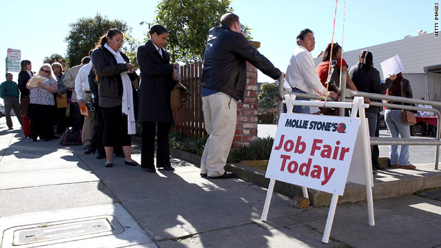 Unemployment filings at more than 2-month high