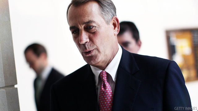 Fixing the economy: It's Boehner's turn