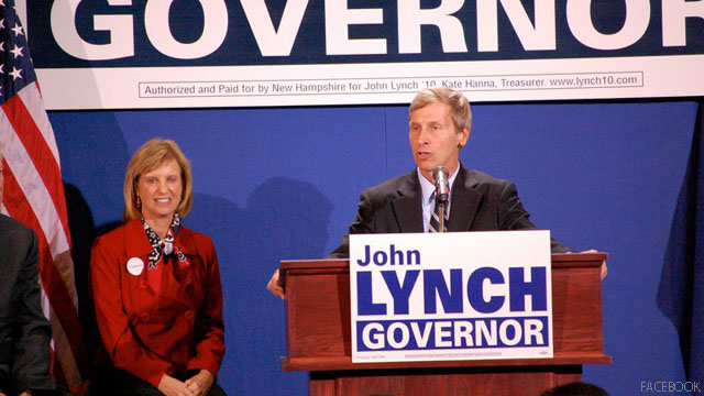 New Hampshire gov. will not run in 2012