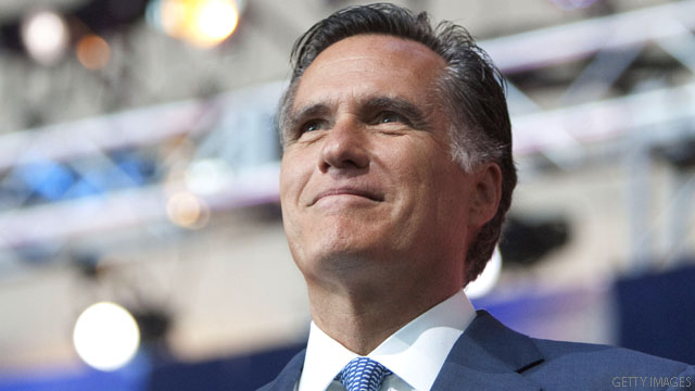 Poll: Romney maintains top spot in California