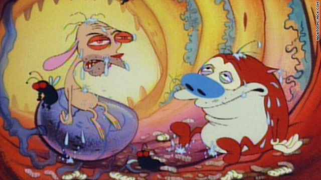 The Throwback: Joy, joy 'Ren & Stimpy' are 20