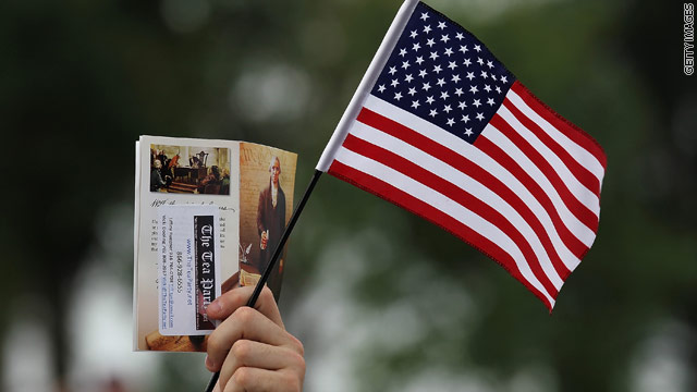 BLITZER'S BLOG: The tea party movement: Who are they?