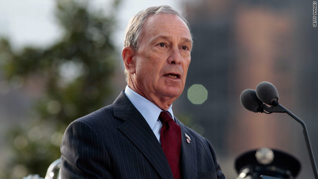 Bloomberg blasts Obama, Congress for super committee failure
