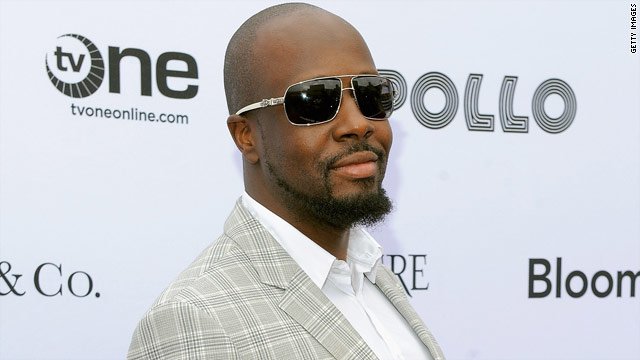Wyclef Jean is a fan of 'rad' Sarah Palin