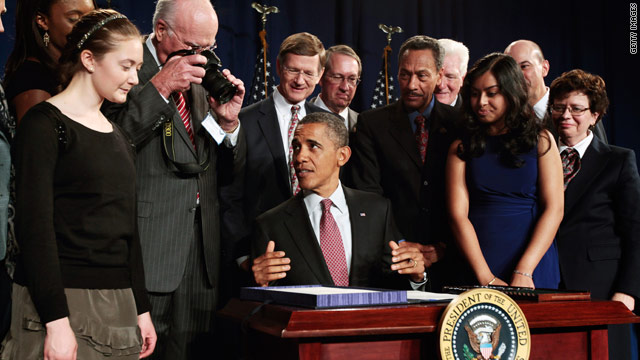 Obama signs patent reform bill