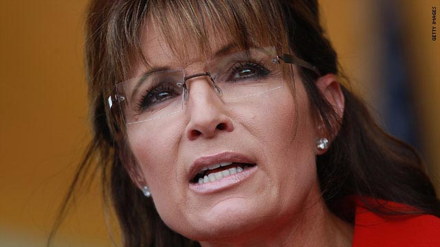 Palin will not seek presidential nomination