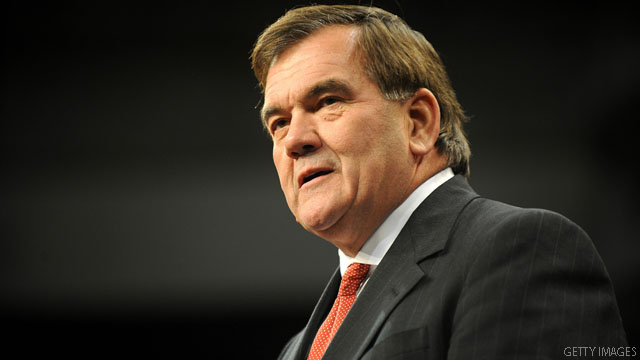 Tom Ridge endorses Huntsman
