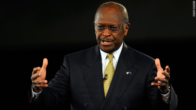 Cain says he won&#039;t reveal more policy advisers