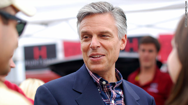 Huntsman&#039;s pigskin politics