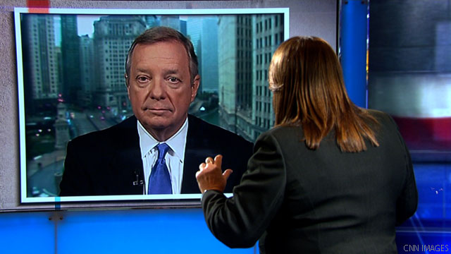 Durbin goes after Boehner on GOP tax stance
