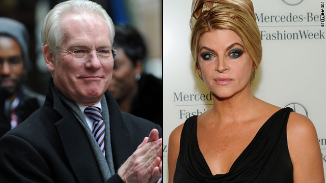 Tim Gunn: Kirstie Alley is not a size 4