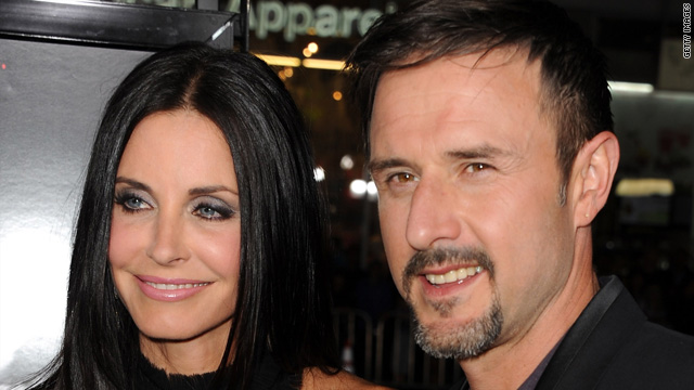 David Arquette, Courteney Cox developing sitcom