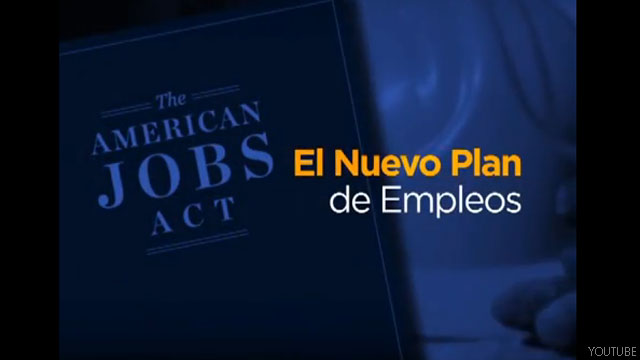 Dems reach out to Spanish language voters over Obama jobs plan