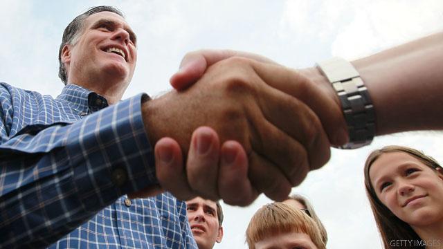 Romney wins endorsement in Arizona