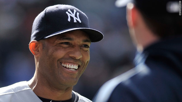 Yankees' Mariano Rivera nabs all-time save record