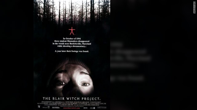 'Blair Witch Project' creator ready for another
