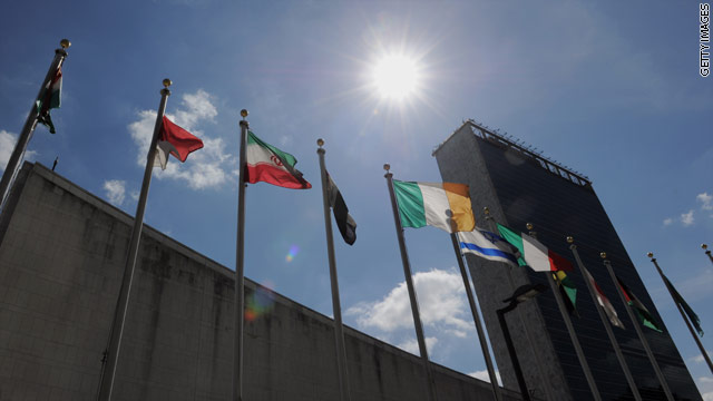 BLITZER'S BLOG: World leaders flock to New York