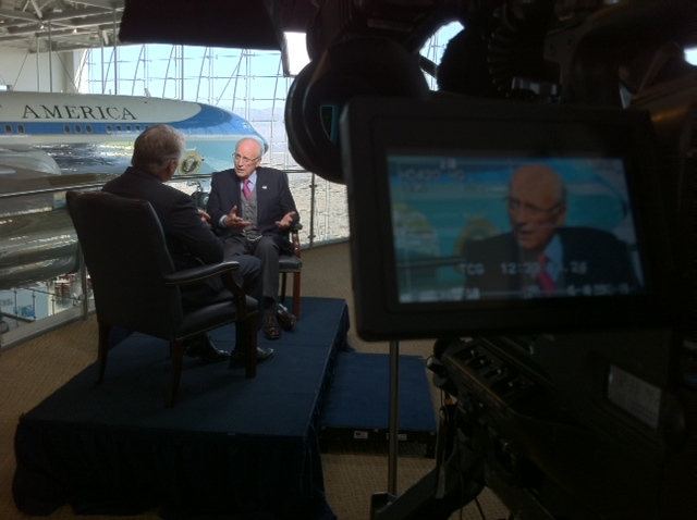 CNN's John King sits down with Former Vice President Dick Cheney
