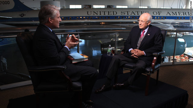 Cheney 'worried' by GOP calls to leave Afghanistan
