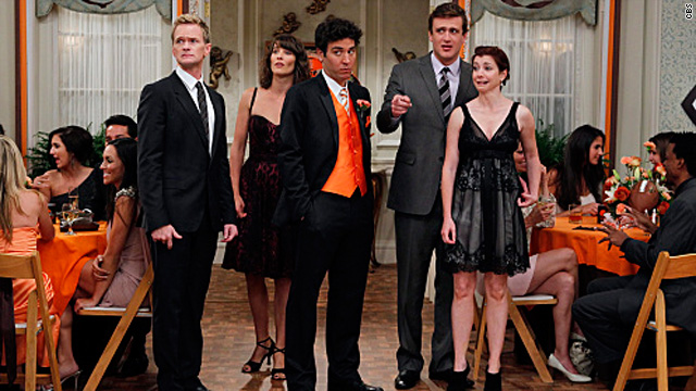 An old face returns on 'HIMYM'